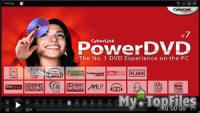 Look at screenshot of PowerDVD
