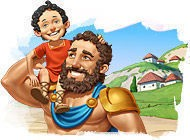Look at screenshot of 12 Labours of Hercules V: Kids of Hellas