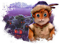 Look at screenshot of Eventide: Slavic Fable. Collector's Edition