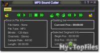 Look at screenshot of MP3 Sound Cutter