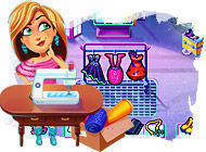 Look at screenshot of Fabulous: Angela's Fashion Fever. Collector's Edition